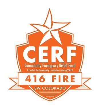 CERF 416 fire