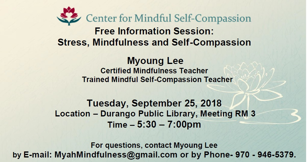 Sept. 25-MSC Information Session-09252018