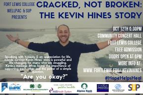 Kevin Hines Ad Fall 2018