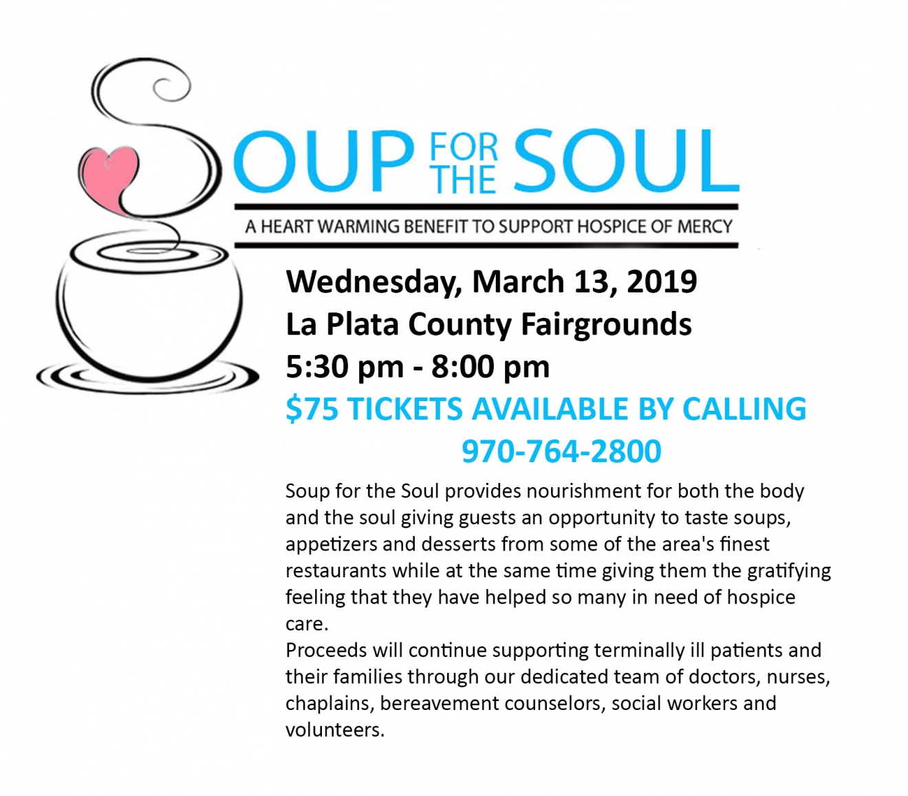 Soup for soul-pathways