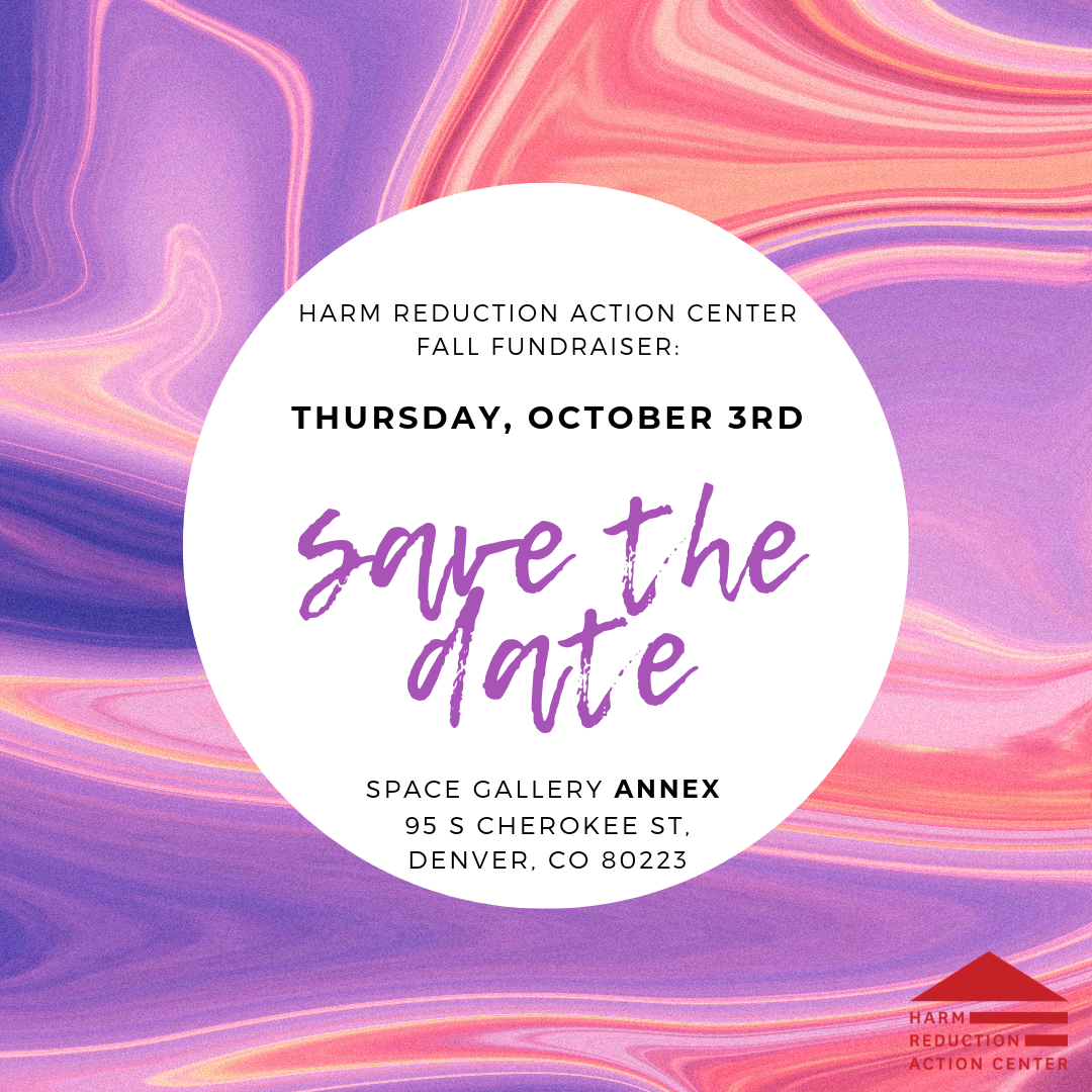 SAVE THE DATE Fall Fundraiser 2019