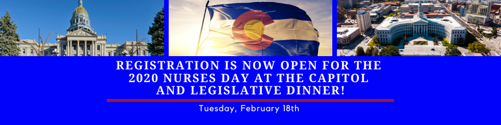 Copy of Registration is NOW open for the 2020 Nurses day at the capitol and legislative dinner
