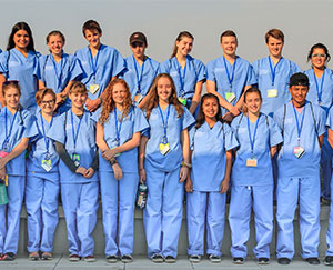 Future healthcare workers of Colorado
