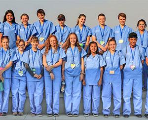 Future healthcare workers of Colorado