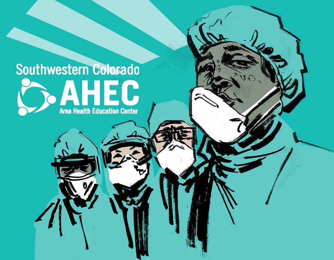 Ahec-masks
