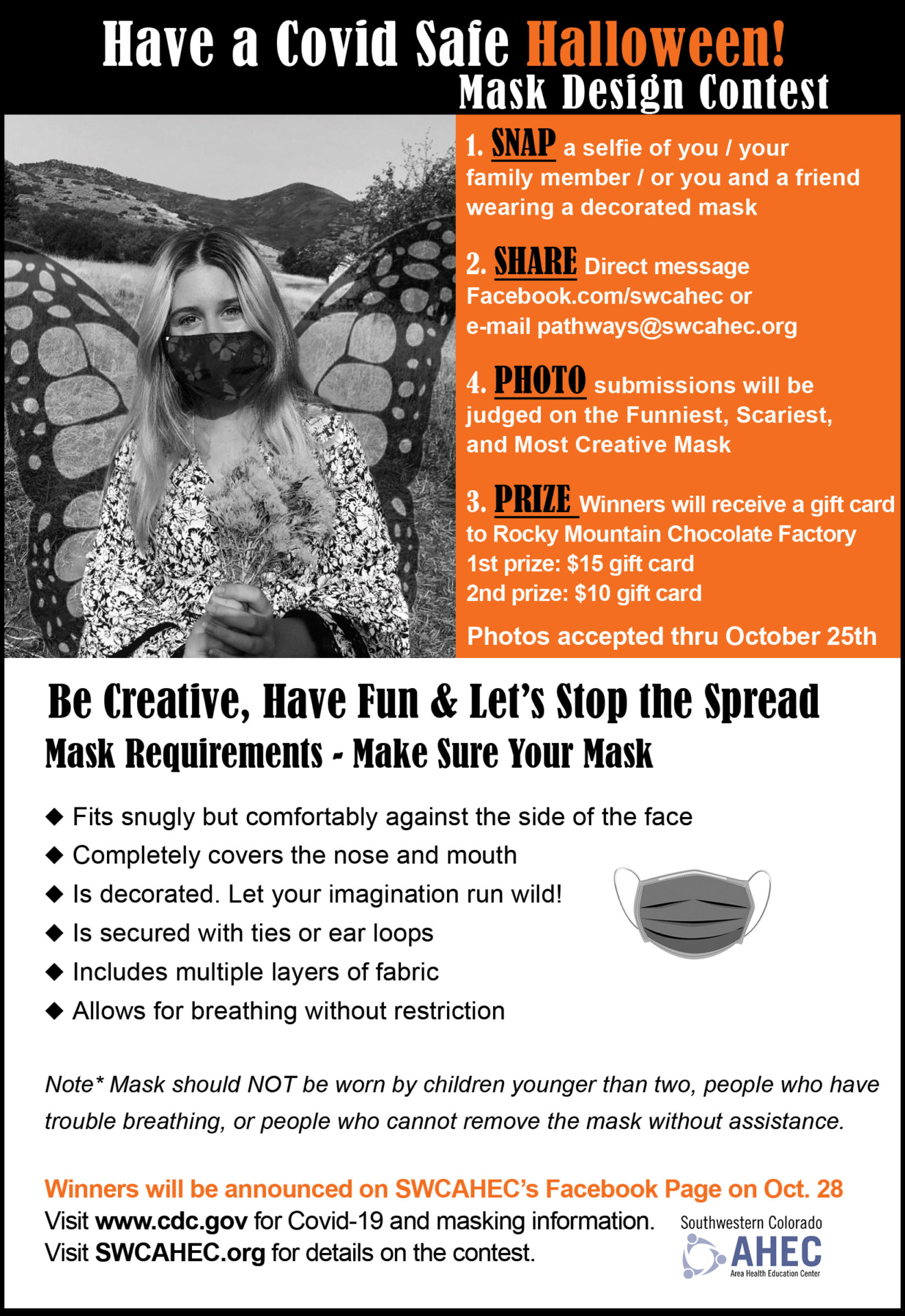 Mask-Design-Contest-Flyer