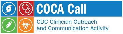 CDC COCA