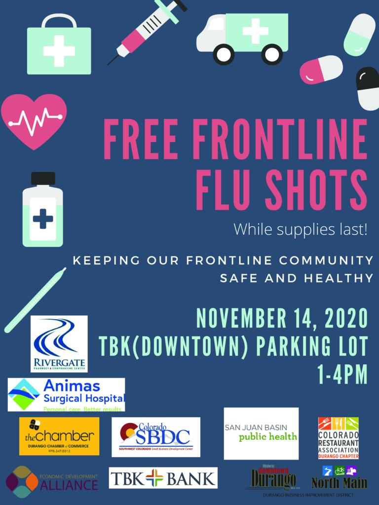 Frontline Flu Shots FINAL