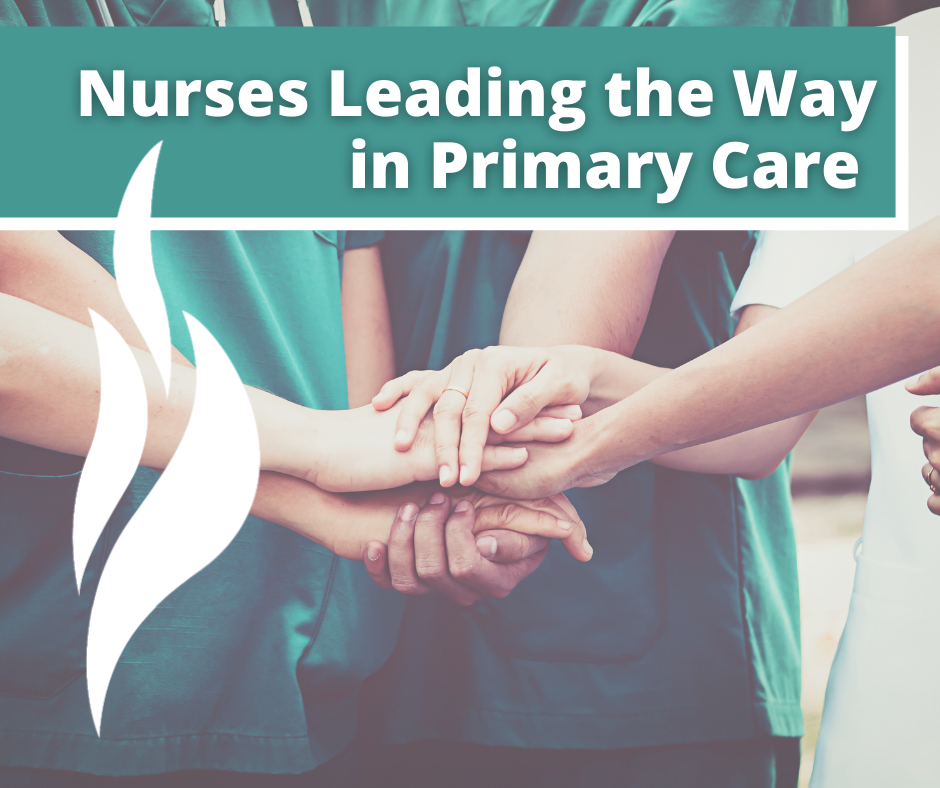 Nurses Leading the Way in Primary Care _1_
