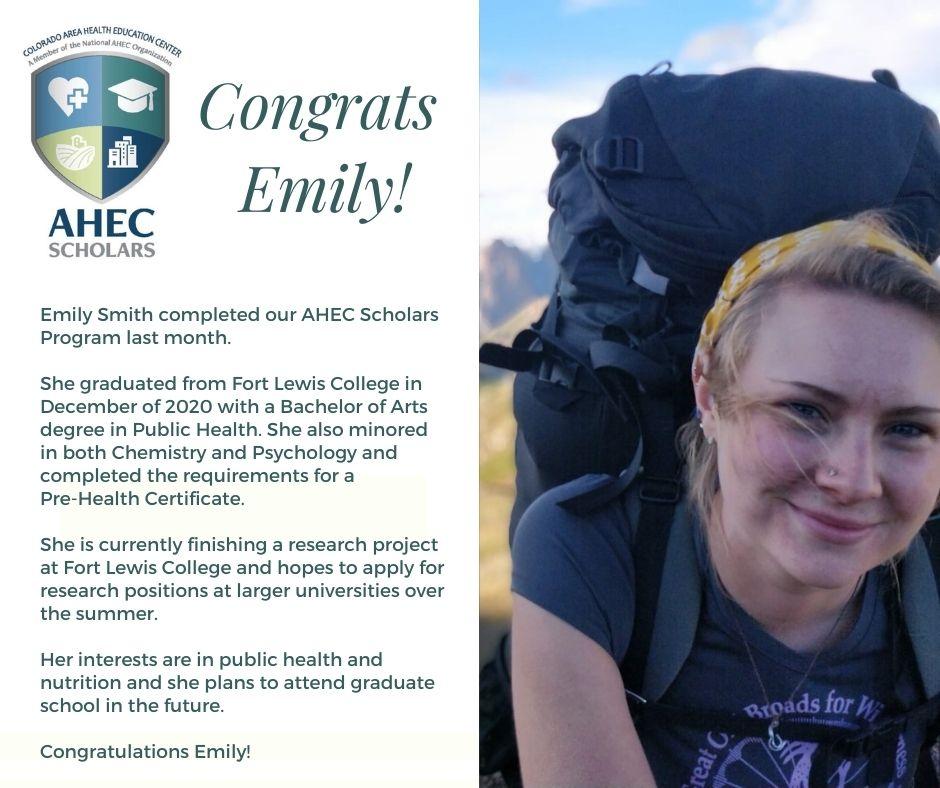 Emily Ahec Scholars Ad (VS2)