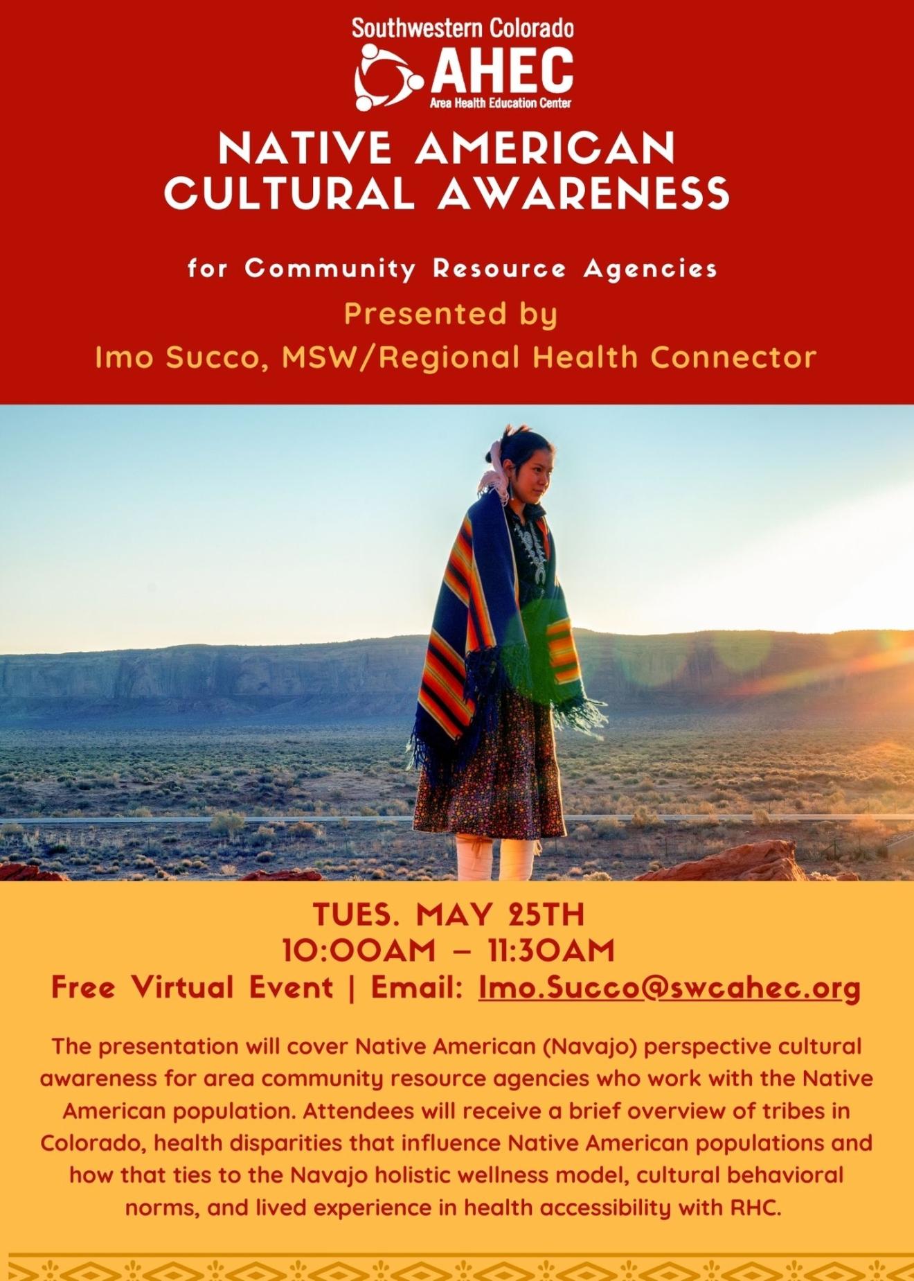 Cultural awareness-community