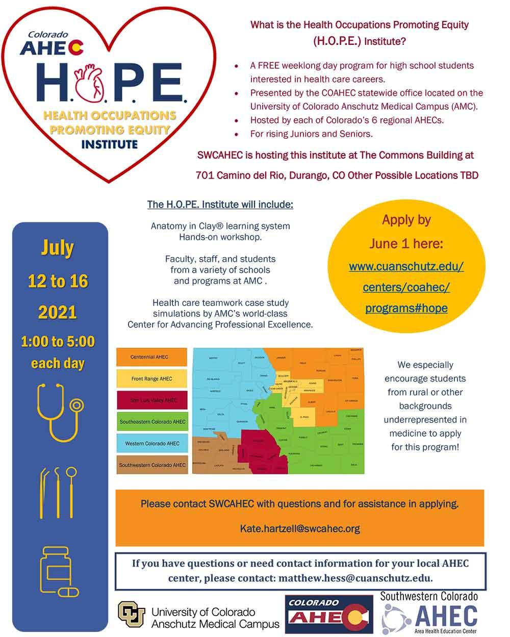 HOPE-Flier